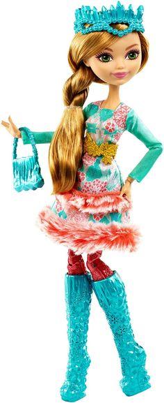 Новые куклы Эвер Афтер Хай Epic Winter: Блонди, Эшлин и Брайер