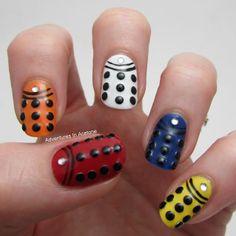 The Digit-al Dozen DOES Skittles Day 3: Daleks!