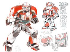 ASSEMBLE TOWN Cartoon Crazy, Transformers Funny, Clear Card, Robot Design, Weird Pictures, Optimus Prime, Ratchet, Fan Art, Robotics