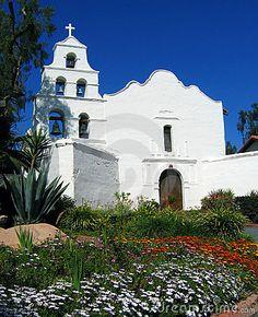 San Diego Mission...San Diego, CA