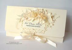 Colorin: 45 Wedding clutch