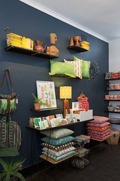 The Skinny laMinx shop at 201 Bree St, Cape Town.