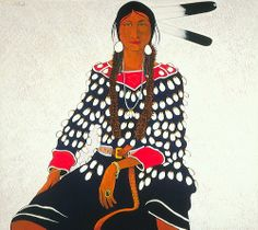Kevin Red Star, Crow ~   Sweet Corn Woman