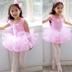 2016 Lace Ballet Dance Dress For Girls Kids Party Ballet Tutu Dress Children Ballerina Dancewear Princess Ballet Costumes