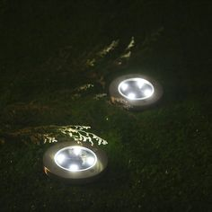 Tomshine 4 LED Solar Lights Outdoor Ground Lights, Water-resistant Path Garden Landscape Lighting for Yard Driveway Lawn Pathway White Backyard Lighting, Outdoor Lighting, Solar Led Lights Outdoor, Backyard Solar Lights, Tree Lighting, Lighting Ideas, Solar Pathway Lights, Path Lights, Led Light Fixtures