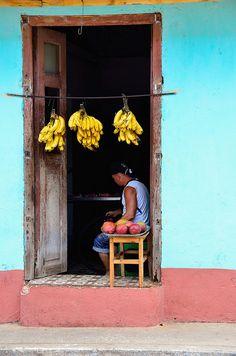 Trinidad, Cuba   par Gedsman