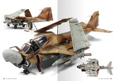 USN LEGENDARY JETS – AK Interactive | The weathering #Brand