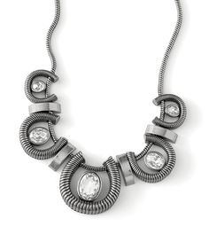 Coil Necklace by lia sophia.