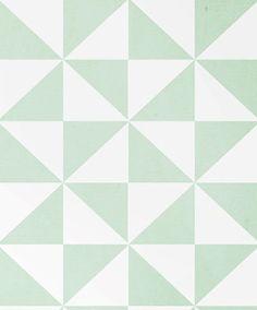 papier peint géométrique déco chambre enfant babayaga magazine etsy Livettes