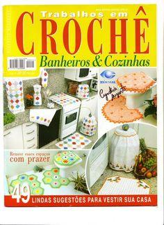 Trabalhos em CROCHE _для санузла - 110485152107956042649 - Álbuns da web do Picasa