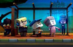 Animación. 10 formas de hacer animación N.º 43 Leer más: http://www.colectivobicicleta.com/2015/07/10-cortos-de-animacion-43.html