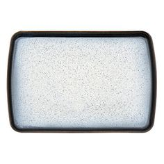 Part of the Denby Halo collection, this large rectangular platter is strong, elegant and features the popular speckled Halo design. Halo Collection, Platter, Great Gifts, Strong, Popular, Elegant, Kitchen, Design, Classy