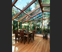 This could add up very quickly, but I have always wanted a sunroom/conservatory.