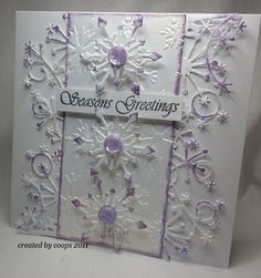 Crafty Urchins: quick and easy christmas cards