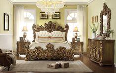 Luxury Bedroom Sets, King Bedroom Sets, King Bedding Sets, Bedroom Furniture Sets, Luxurious Bedrooms, Modern Bedroom, Master Bedroom, Luxury Bedding, Bedroom Ideas