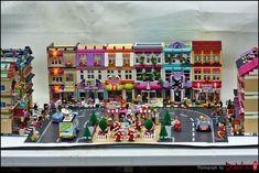 LEGO Friends Town   by DDoshini
