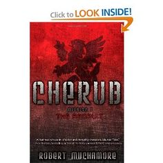 The Recruit by Robert Muchamore. James is the latest CHERUB recruit. He and his sister were recently orphaned, and James has been in a lot of trouble. But he is brilliant in math. And CHERUB needs him. After one hundred days, the grueling training period is over. But the adventure has just begun.