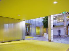 IMd office by Ector Hoogstad