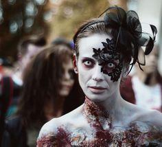 Stockholm Zombie Walk 2013.