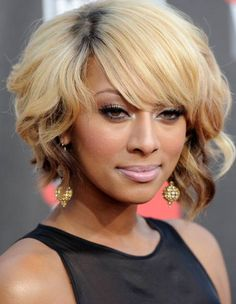Awesome Keri Hilson Short Hair Styles And Short Hairstyles On Pinterest Short Hairstyles Gunalazisus