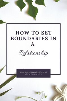 Setting boundaries is an important part of establishing one's identity and is a crucial aspect of mental health and well-being.Boundaries can be physical or emotional, and they can range from being loose to rigid, with healthy boundaries often falling somewhere in between.This post touches on how to set healthy boundaries in your life! What Do You Feel, Do You Believe, When You Know, Need To Know, How Are You Feeling, Henry Cloud, Setting Boundaries, Self Awareness, I Got You