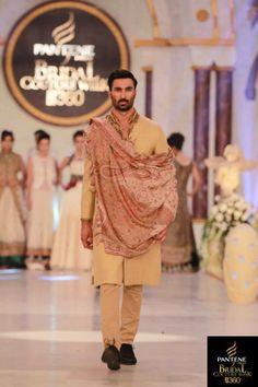 Ammar Shahid at Pantene Bridal Fashion Week 2013