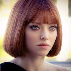 Amanda Seyfried's bob! Love.