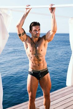Marco for Alexander COBB Swimwear