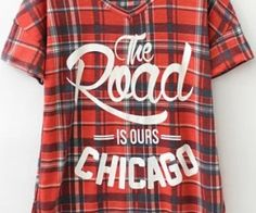 Red V Neck Plaid Letters Print T-Shirt. Fashion : Tops : T-Shirts Red V Neck Plaid Letters Print T-Shirt - See more at: http://spenditonthis.com/cat-13-fashion-newest.html#sthash.K5zRJCjF.dpuf