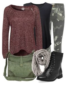 Teen Wolf- Malia Tate by darcy-watson on Polyvore featuring Vero Moda, Raquel Allegra, Current/Elliott, Wet Seal, Frye, RE ENVY, TeenWolf and Malia
