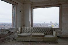 Abandoned Hotel | by AeroFennec