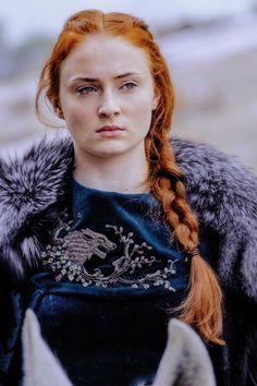 Sansa Stark in Battle of the Bastards �
