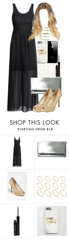 """""""Erica Inspired Wedding Outfit"""" by veterization ❤ liked on Polyvore featuring H&M, Menbur, ASOS, shu uemura and Made"""