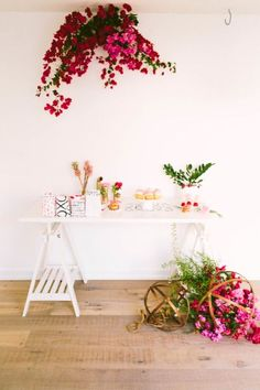 Modern Valentine's Day party: http://www.stylemepretty.com/living/2015/02/03/modern-valentines-day-inspired-party/ | Photography: To Wander and Seek - http://www.towanderandseek.com/