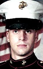 Marine Cpl Nicholas O. Cherava, 21, of Ontonagon, Michigan. Died October 6, 2005, serving during Operation Iraqi Freedom. Assigned to 2nd Battalion, 2nd Marine Regiment, 2nd Marine Division, II Marine Expeditionary Force, Camp Lejeune, North Carolina. Died of injuries sustained when an improvised explosive device detonated near his position during combat operations near Karmah, Anbar Province, Iraq.