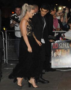 Zayn Malik and Perrie Edwards are engaged!