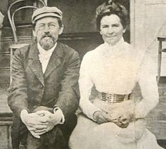 Chekhov was a master of short fiction, and no great writer has not been touched in some way by his stories. A glimpse at the man behind the stories can be found in Letters of Anton Chekhov to His… Most Romantic Quotes, Romantic Love Stories, Letter To Son, Ivan Turgenev, Russian Love, Anton Chekhov, Russian Literature, American Literature, Kurt Vonnegut