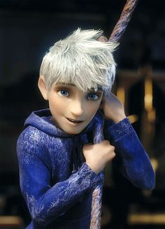 Fictional Character crush #642984021236518, I present Jack Frost
