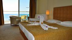 Hotel Kervansary Kundu, Lara, Antalya, Turcia Antalya, Bed, Furniture, Home Decor, Decoration Home, Stream Bed, Room Decor, Home Furnishings, Beds