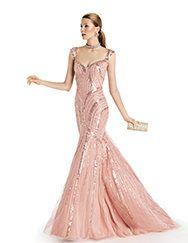 Pronovias > Pronovias vous présente sa robe de soirée Tania de la collection Soirée 2014.