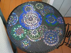 Table by Candy Reider