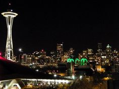 My new home, Seattle
