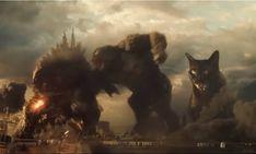 Με χρήση μοντάζ και την προσθήκη μιας γιγάντιας γάτας, το trailer του «Godzilla vs Kong» αποκτάει άλλη διάσταση.