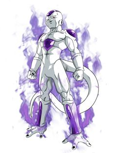 Freezer by BardockSonic on DeviantArt