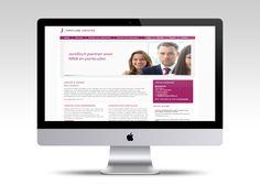 First-Line Juristen: Website ontwerp, Logo, Huisstijl