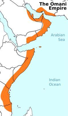 1856 Omani Empire