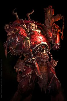Fan art warhammer !!!! - Page 29
