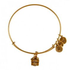 Alex and Ani- Gift Box Bangle (20% of proceeds go to the American Cancer Society)