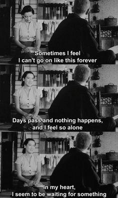 Tokyo Story, Yasujiro Ozu (1953)
