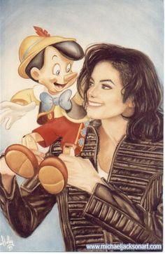 <3 Pinocchio and my baby! <3